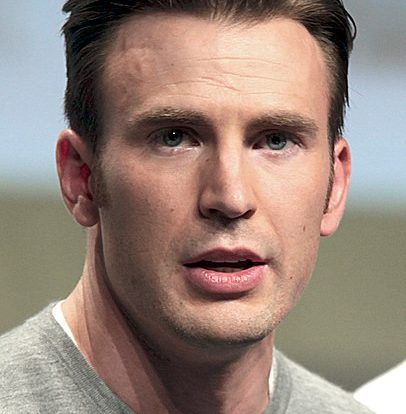 Chris Evans Biography
