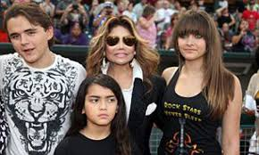 Michael Joseph Jackson Jr Family
