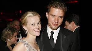 Reese Witherspoon with Ryan Phillippe