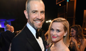 Reese Witherspoon with Jim Toth